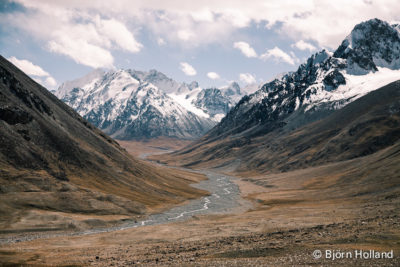Fine-Art Print Of Karakorum Mountains