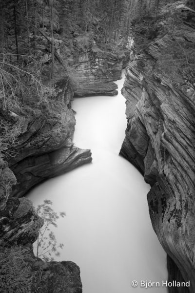 Fine-Art Print Of White River