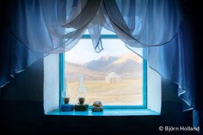 Fine-Art Print Of Room with a View